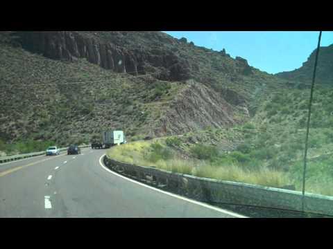 Queen Creek Tunnel Arizona