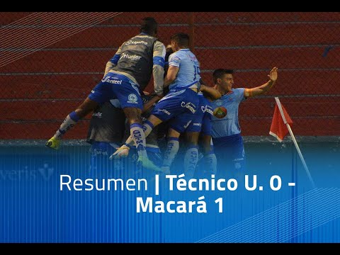 Tecnico U. Macara Goals And Highlights