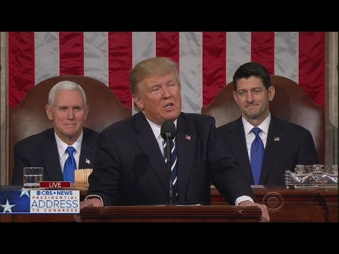 President Trump's Address To Congress