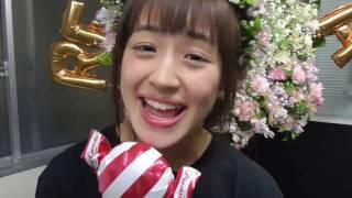 2017年3月5日 田崎礼奈 田崎礼奈生誕祭2017 wallop放送局 きょんきょんm...