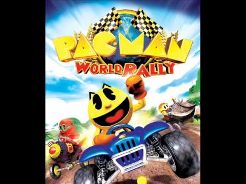 Pac Man World Rally Music - EXTRA - Lunar Launch