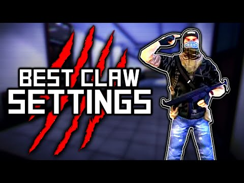 Critical Ops - Best Claw Settings! - YouTube