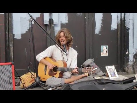 Sam Garrett - Jammin (Bob Marley cover)
