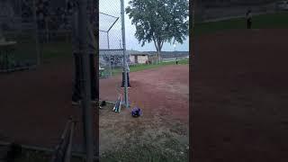 Wafi playing baseball(1)