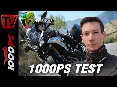 1000PS Test - Yamaha Tracer 900 und Tracer 900 GT 2018