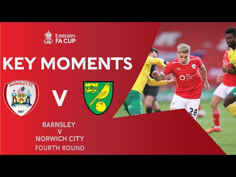 Barnsley Norwich Goals And Highlights