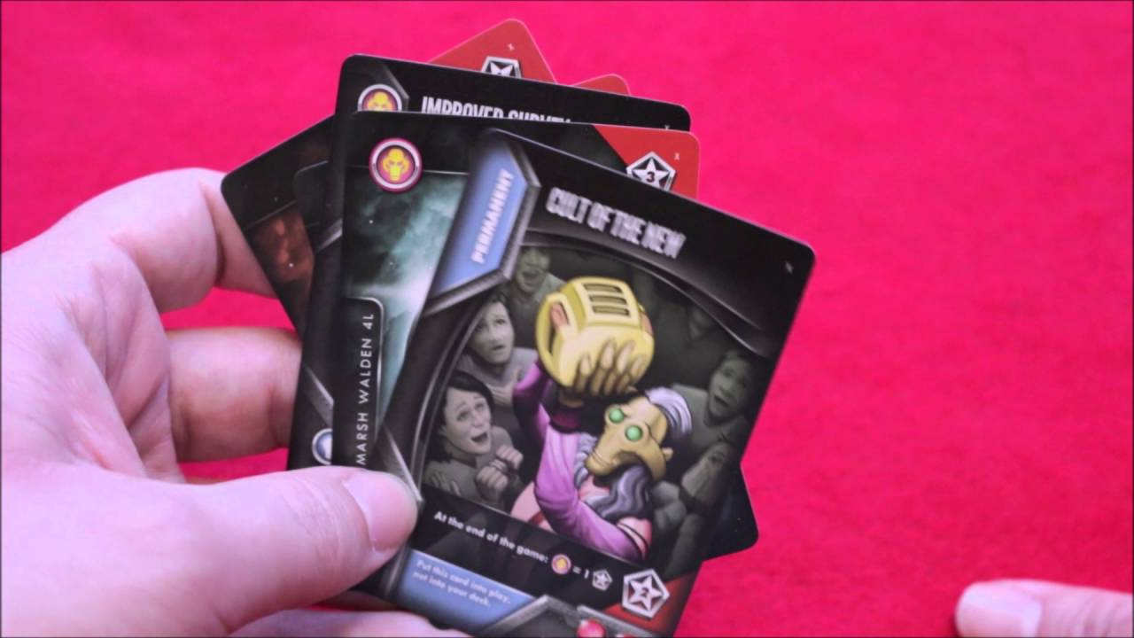 Exotica Board Game Expansion Eminent Domain