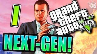 Гагатун впервые играет в GTA V на Xbox One #1