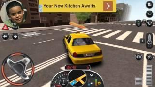 Career in New York Taxi Simulator 2016
