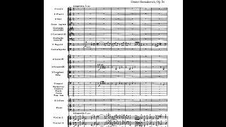"""Dmitri Shostakovich : Symphony No. 7 in C major, Op.60 """"Leningrad"""" 1080"""