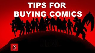 Suggestions for Buying Comics in 2018 | Beginner Comic Collector |  Comic Books