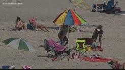 Florida had historically hot month of May