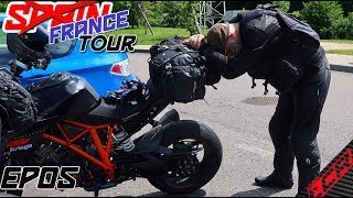 We Rode All Night!! | Super Duke Vs Tuono Tour EP05