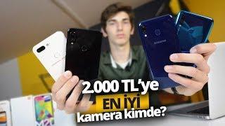 2.000 TL altı en iyi kameralı telefon modelleri - En iyi kamera kimde?