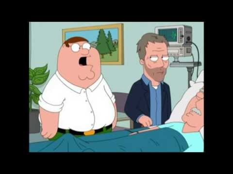 Dr. House in Family Guy