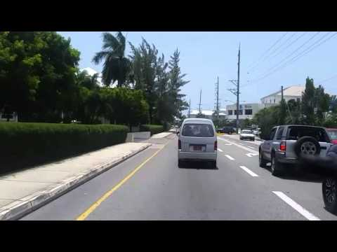 West Bay Road Hyperlapse - Grand Cayman