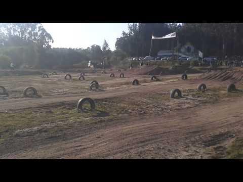 Prova de pitbikes  Eixo-Aveiro