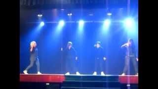 NNUD (NEWS No Uta Dance) - Akai Hana + Dance in the dark + Remedy