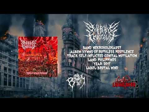 Nekroholocaust - Hymns of Ruthless Pestilence (Living Dead TV)