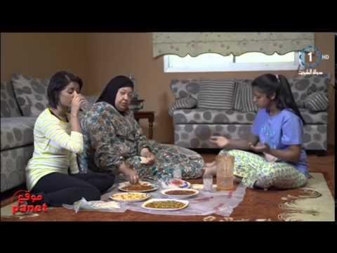مسلسل الخليجي غريب بين اهله  حلقة 2 بدقة عالية motarjam
