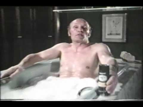 Henry Cooper Boxer Brut Classic Vintage British TV Commerical