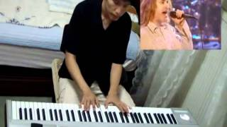 Dream Theater - Pull Me Under 2004 Budokan Live cover on Keyboard by vetkeyboardist s4k team