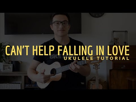 Elvis Presley - Can't Help Falling In Love (Ukulele Tutorial) - Chords - How To Play