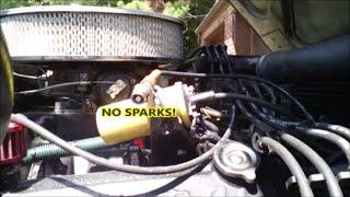 NO SPARK, NO START, NO PROBLEM!  IGNITION SYSTEMS