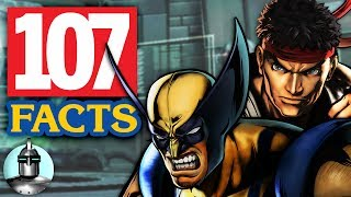 107 Marvel vs. Capcom 3 Facts YOU Should Know! | The Leaderboard