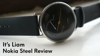 Nokia Steel Review ⌚ - It's Liam