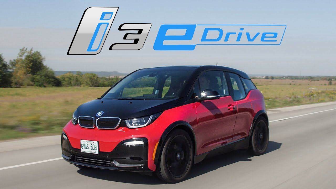 2018 Bmw I3s Range Extender Rex Review The Future Of Cars Youtube