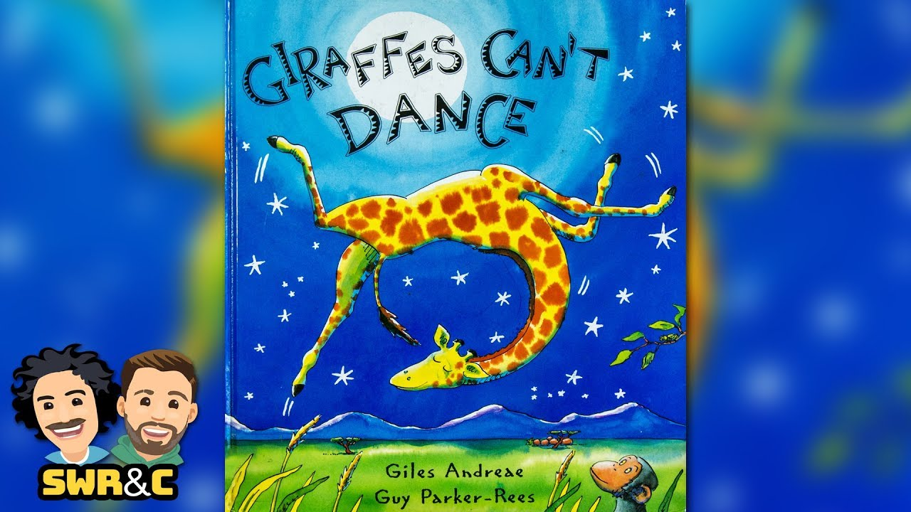 Giraffes Cant Dance by Giles Andreae CHILDRENS BOOK READ ALOUD