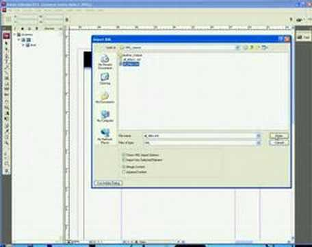 Creating a catalogue in InDesign with ONIX, XSL and XML - YouTube