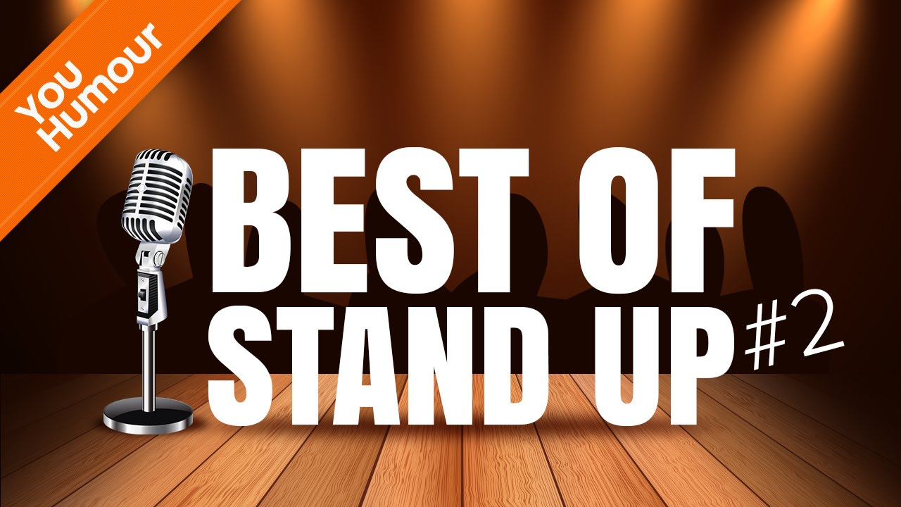 BEST OF - Humour STAND UP #2