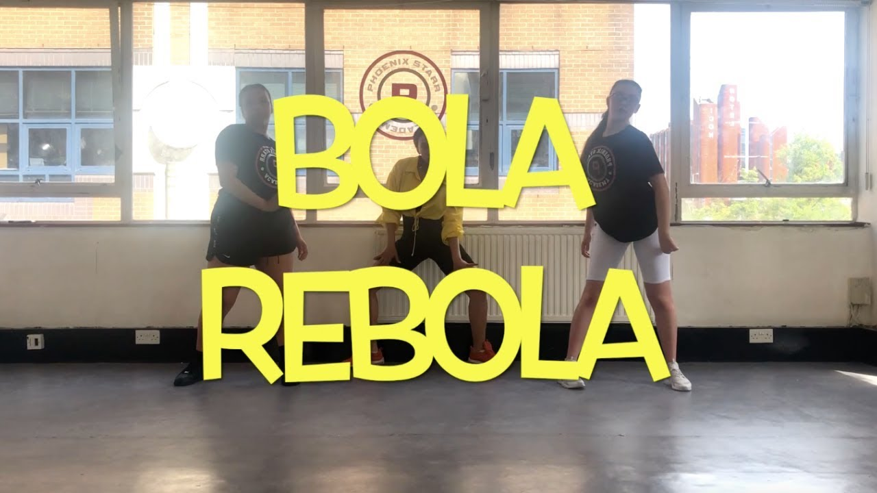 BOLA REBOLA   TropKillaz, J Balvin & Anitta   Phoenix Starr
