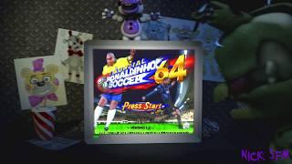 (SFM/FNAF) Ronaldinho Soccer Meme