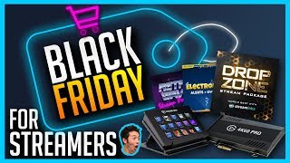 Black Friday For Streamers - Best Deals!