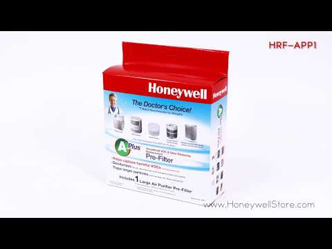Honeywell: Which Pre-Filter Do I Choose? || HRF-AP