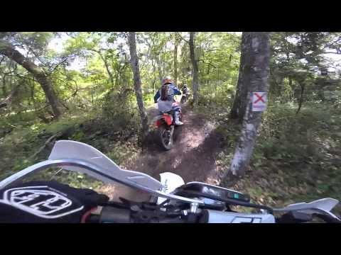 GoPro - Racing the XR650L at the Dade City Twister