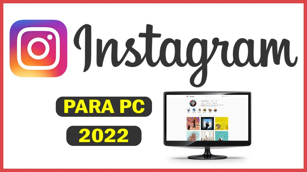 Como Descargar Instagram para PC (Windows) | …