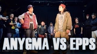 1OUTS - Rampage 2: ANYGMA vs EPPS