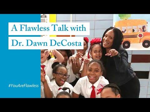 A Flawless Talk with Dr. Dawn DeCosta, Principal of Thurgood Marshall Academy Lower School