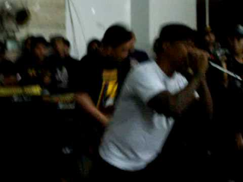 """Tame The Tikbalang """"forever shall be"""" live at Lake Fest 2009"""