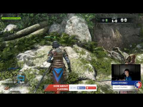 For Honor Beta on PS4