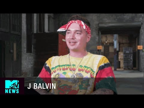 J Balvin Talks Beyoncé Hopping On 'Mi Gente' Remix | MTV News