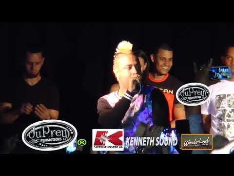 Sir Speedy & DJ Playero (Party del Underground Raggae) @ Wonderland Ballroom-Boston