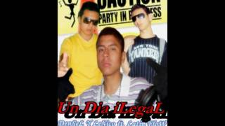 Un Dia iLegaL -  DenSeL y LeXico ft. Latin FloW (iLegaL StudioS)