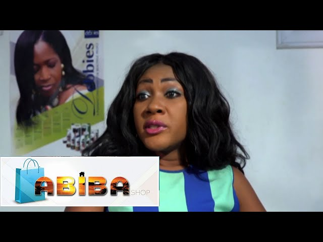ABIBA S02  FALSE ALARM2 | TV SERIES GHANA