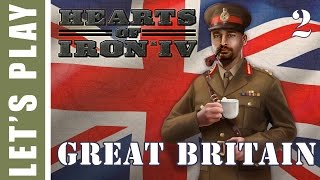 Hearts of Iron IV Great Britain 2