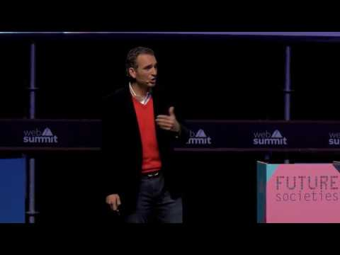 Alexandre Mars' Keynote @ Web Summit 2016 in Lisbon - YouTube
